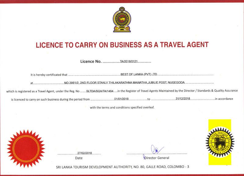 Sri Lanka Travel Agent In Usa