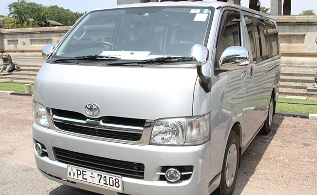 Car And Driver Rental Sri Lanka